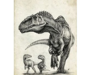 dinosaur, Jurassic Park, and jurassic world image