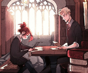 scorpius malfoy and rose weasley image
