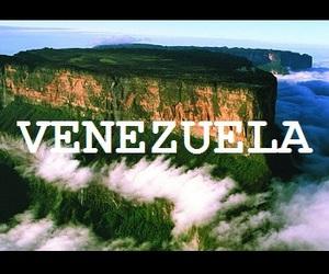 travel, venezuela, and world image