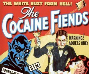 Devil, drugs, and movie poster image