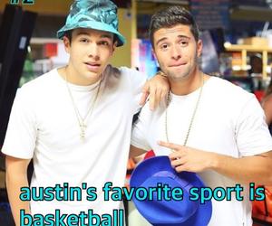 Basketball, hats, and jake miller image