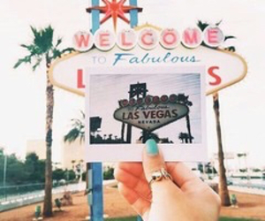 california, city, and Las Vegas image