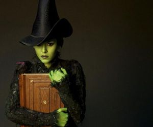 wicked and elphaba image