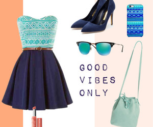 beach party, clothing, and fashion image