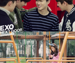 do, exo, and gayoung image