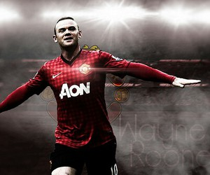 captain, football, and manchester united image