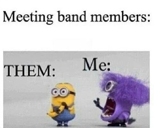 band, funny, and truth image