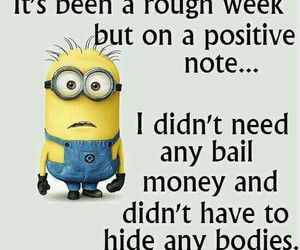 minions, funny, and rough image