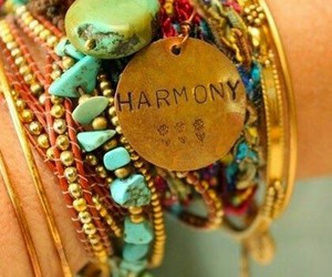 bracelet, fashion, and style image