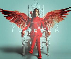 katniss everdeen, mockingjay, and Jennifer Lawrence image