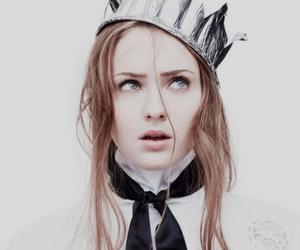 sophie turner, game of thrones, and sansa stark image