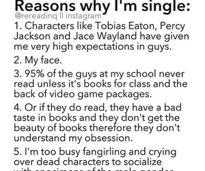 percy jackson, books, and single image