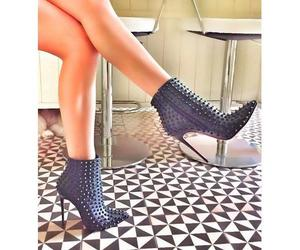 booties, love, and fashion image