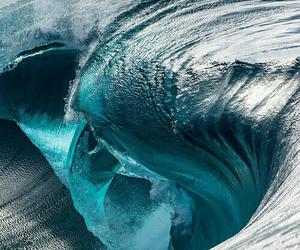 ocean, water, and waves image