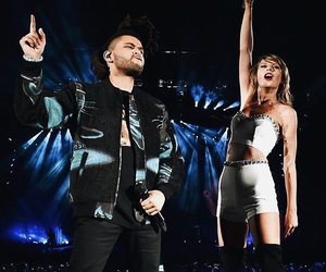New Jersey, Taylor Swift, and the weeknd image