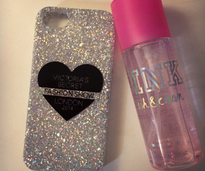 beauty, pink, and Victoria's Secret image