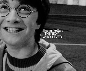 harry potter and boy image