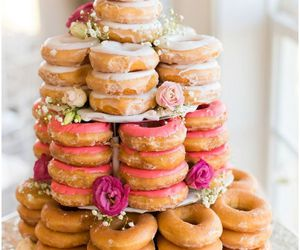 food and donuts image