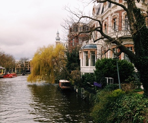 amsterdam, europe, and holland image