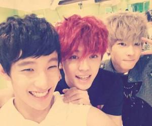 DK, Seventeen, and wonwoo image