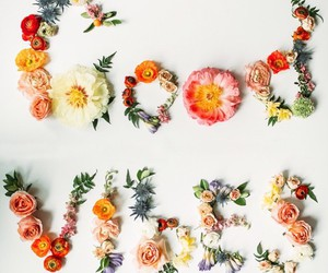 flowers, good vibes, and vibes image