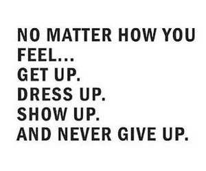 fit, fitness, and nevergiveup image