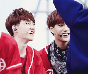 kai, kyungsoo, and exo image