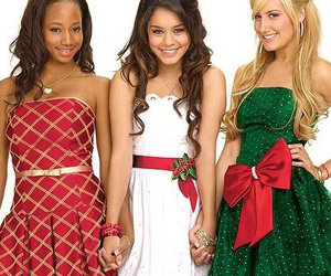 ashley tisdale, christmas, and cute image