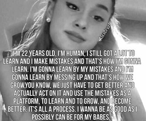 Graude Quotes | 34 Images About Ariana Grande Quotes On We Heart It See