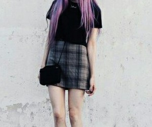 grunge, girl, and alternative image