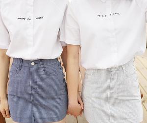 kfashion, korean, and fashion image