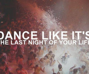 dance, party, and night image