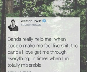 tweets, 5 seconds of summer, and 5sos image