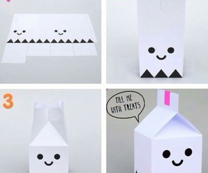 diy, cute, and box image