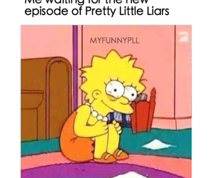 pretty little liars, boy, and girl image