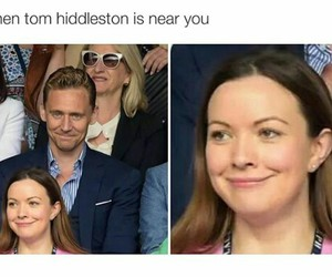 oh yeah, thor, and tom hiddleston image