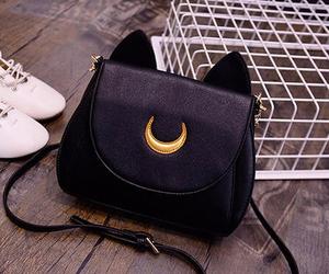 bag, black, and indie image