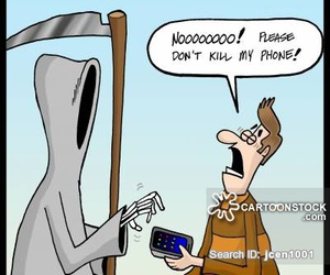 cellphone, funny, and lol image