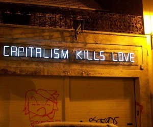 love, kill, and capitalism image