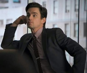 glee, white collar, and neal caffrey image