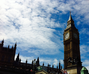 Big Ben, england, and london image