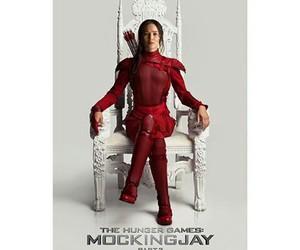 movie, katniss, and mockingjay image