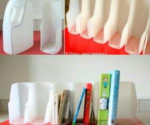 diy, reciclaje, and estantes image