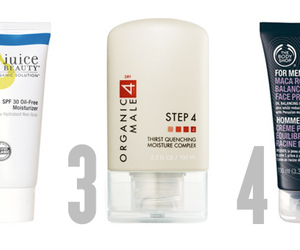 face, wash, and for men image