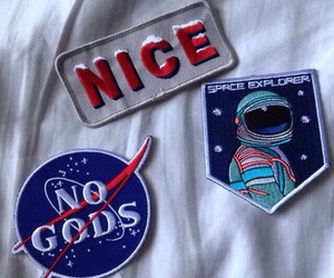 space, grunge, and nasa image