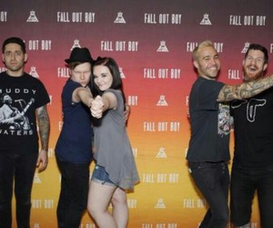 124 images about fall out boy on we heart it see more about fall fall out boy fob and meet and greet image m4hsunfo Choice Image