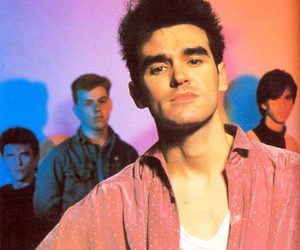 the smiths, band, and morrissey image