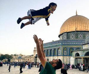 palestine and muslim image