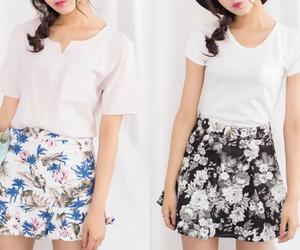 asian fashion, kfashion, and outfits image