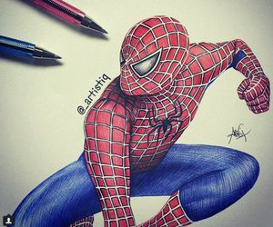 amazing, the am, and spiderman image